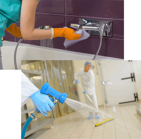 Санитарно Почистване